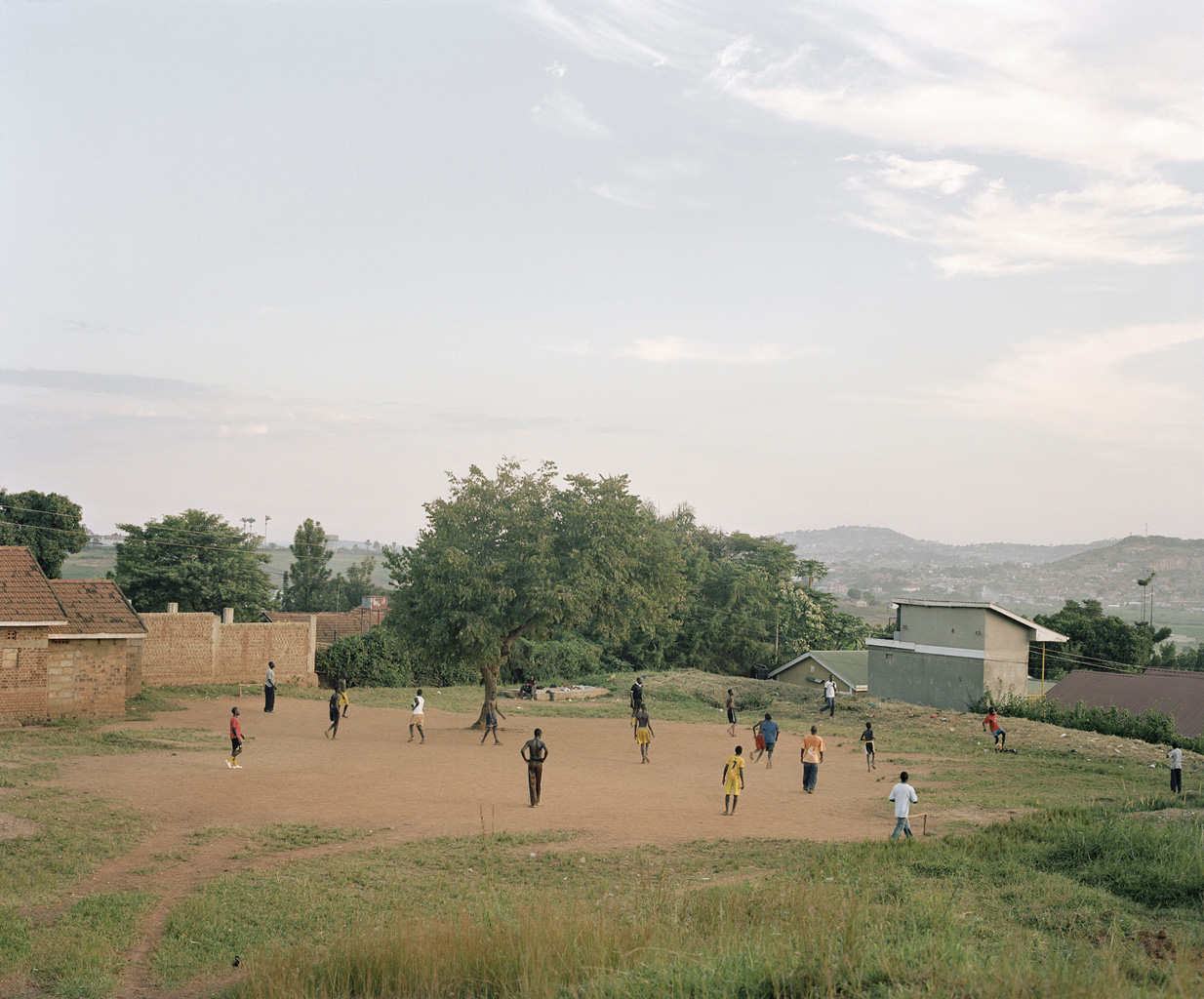 Kitintale - Soccer on Mutongo Hill