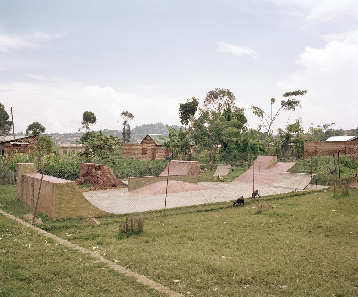 Kitintale - skatepark